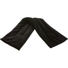 Tour de cou bandeau bouillotte noir - pelucho -223281