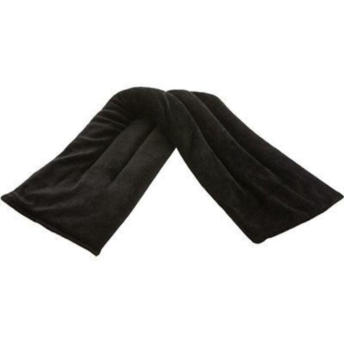 Tour de cou bandeau bouillotte noir Pelucho-223281