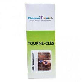 Tourne-clés bleu - pharma tecnics -210155