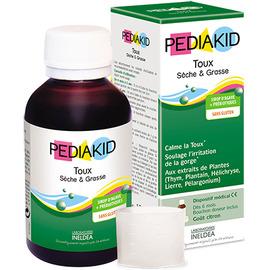 Toux sèche & grasse 125ml - pediakid -227908