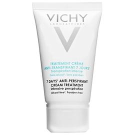 Traitement crème anti-transpirant 7 jours - 30.0 ml - hygiene corporelle - vichy Tous types de peaux-82447
