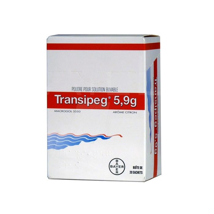 Transipeg 5,9g - 20 sachets Bayer-193559