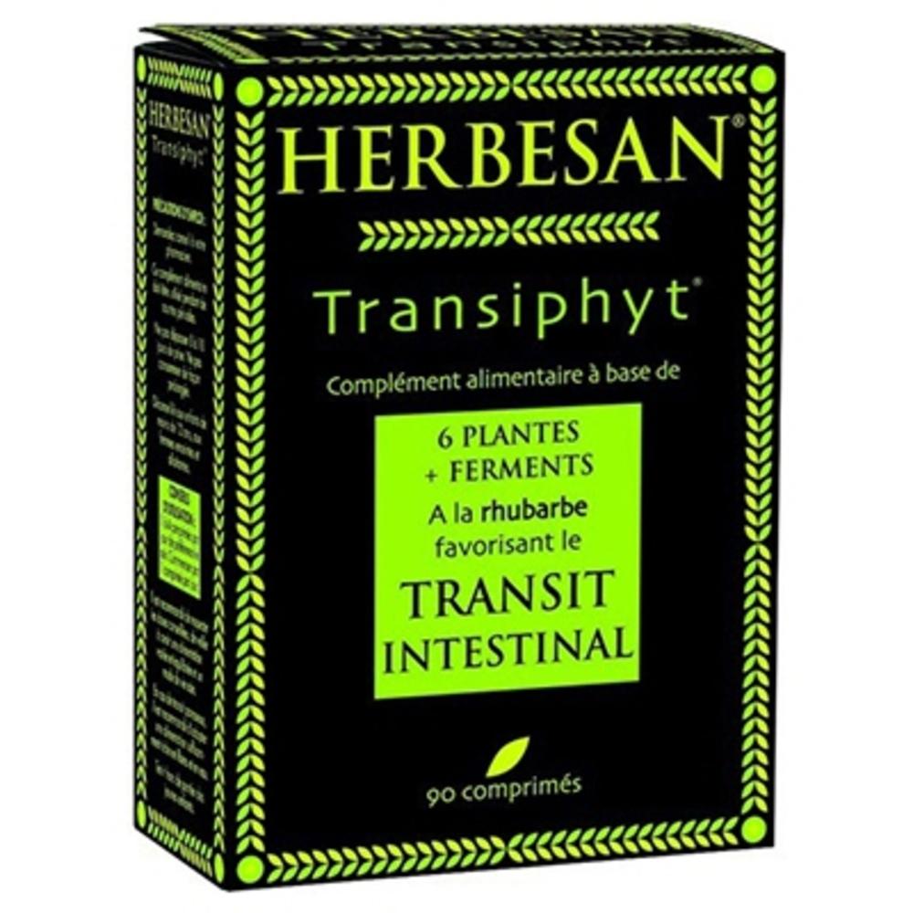 Transiphyt - 90.0 unites - transit - digestion - herbesan Transit intestinal-132395