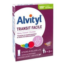 Transit facile 12 sticks - alvityl -222751