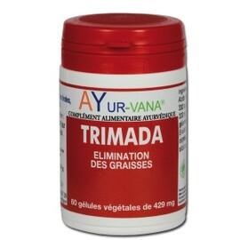 Trimada - 60.0 unites - compléments alimentaires - ayur-vana Aide minceur-10289