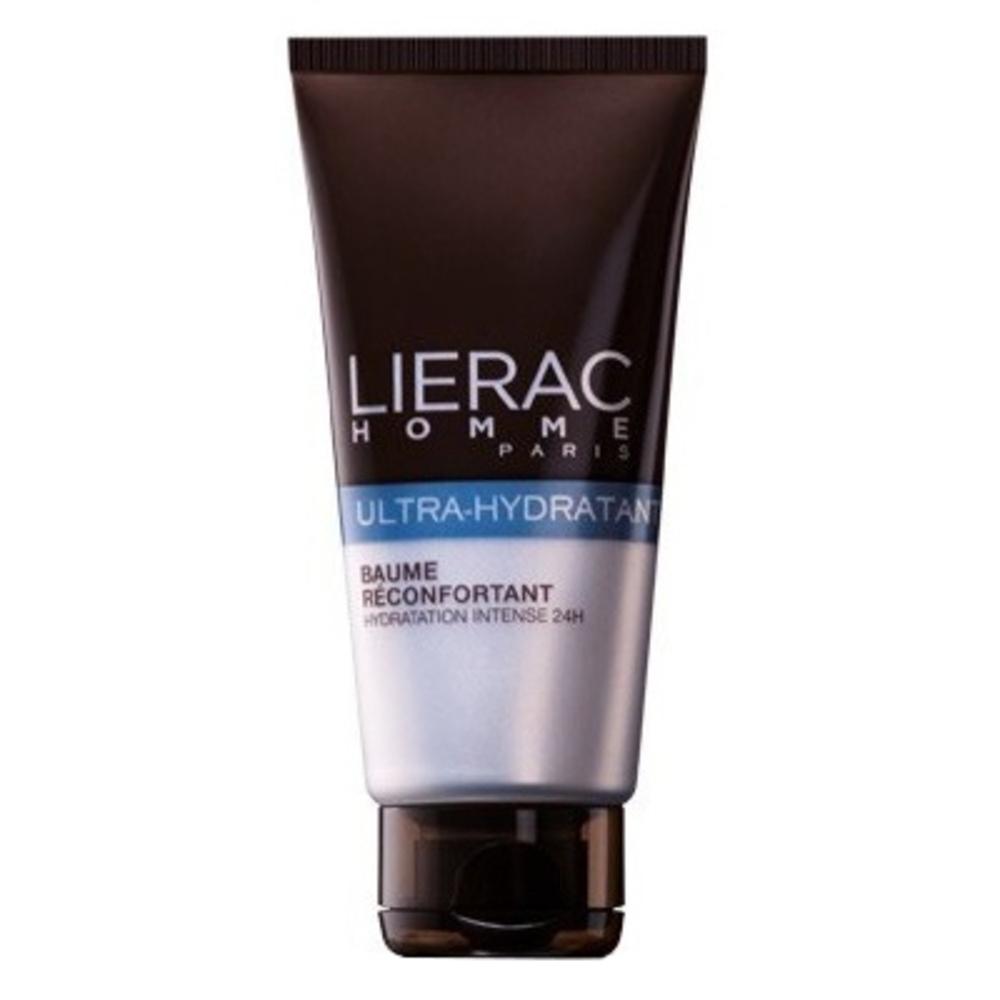 Ultra-hydratant - 50.0 ml - lierac homme Baume peau sèche, confort maximum-4443