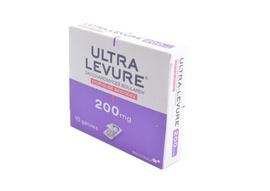 Ultra-levure 200mg - 10 gélules - biocodex -192576