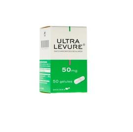 Ultra-levure lyophilise - 50 gelules - biocodex -192953