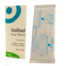 UNIFLUID Collyre - 36 unidoses - THEA -206981