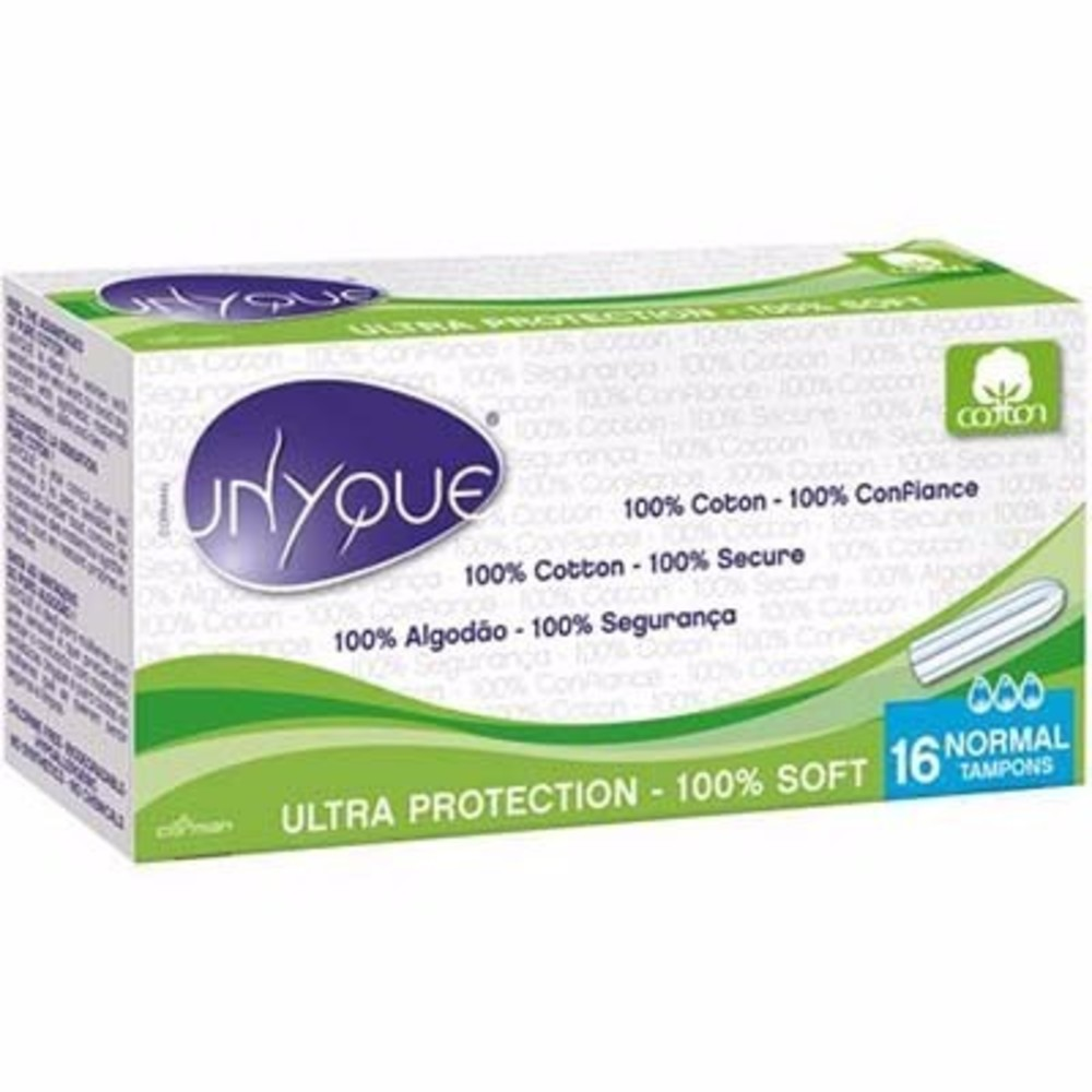 Unyque tampons sans applicateur normal x16 - unyque -191968