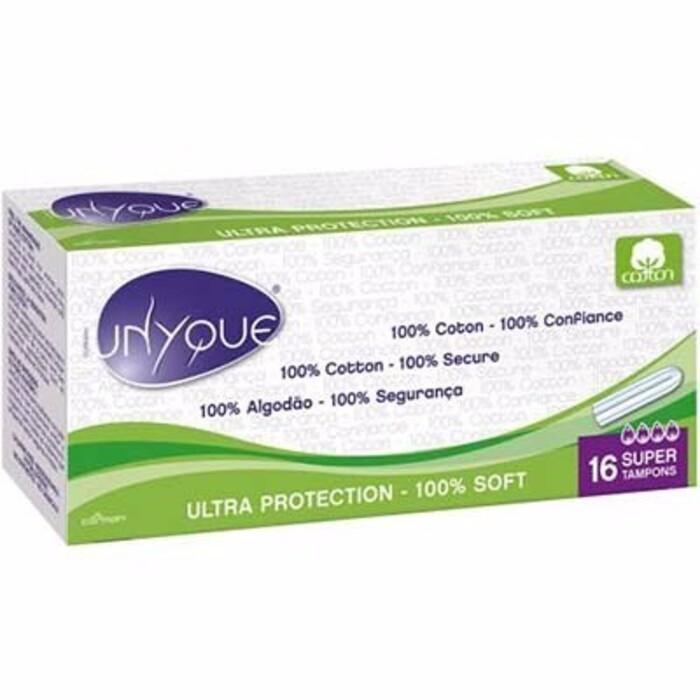 Unyque tampons sans applicateur super x16 Unyque-191969