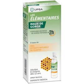 Upsa les élémentaires spray buccal 30ml - upsa -219246