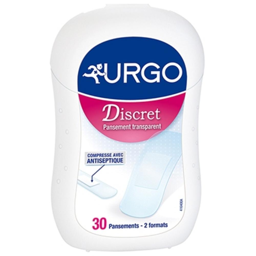 URGO PANSEMENTS ANTISEPTIQUES DISCRETS - Urgo -146115