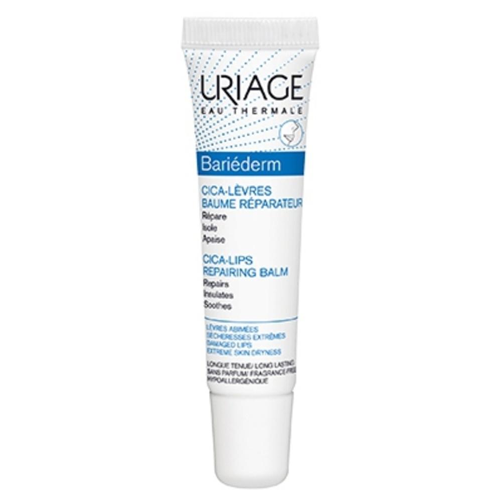 Uriage bariéderm cica lèvres baume réparateur 15ml - uriage -205933
