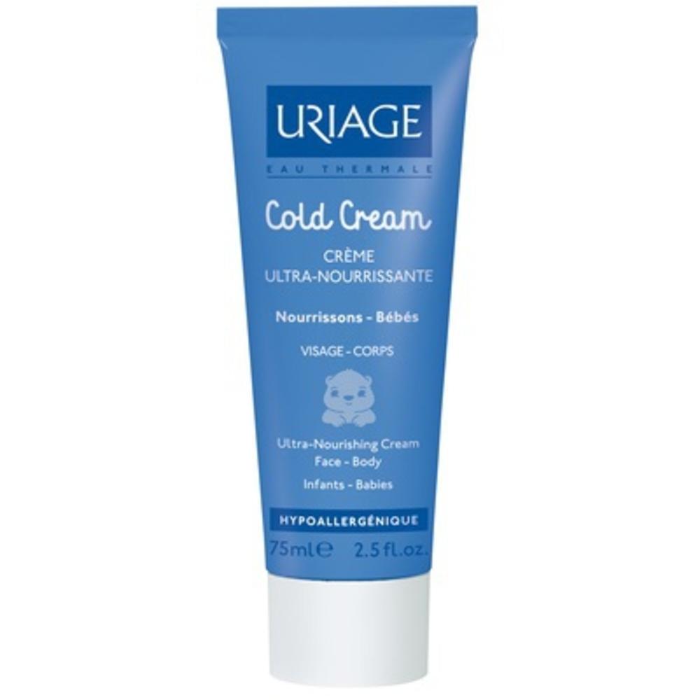 Uriage bébé 1er cold cream 75ml - uriage -92796