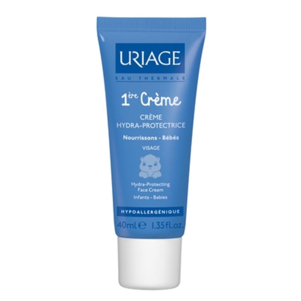 Uriage bébé 1ère crème hydratante 40ml - uriage -115545