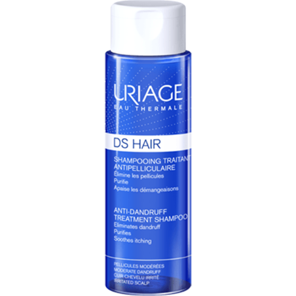 Uriage ds hair shampooing traitant antipelliculaire 200ml Uriage-224374