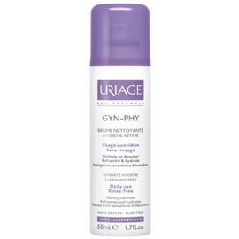 Uriage gyn-phy brume nettoyante hygiène intime - 50ml - uriage -204775