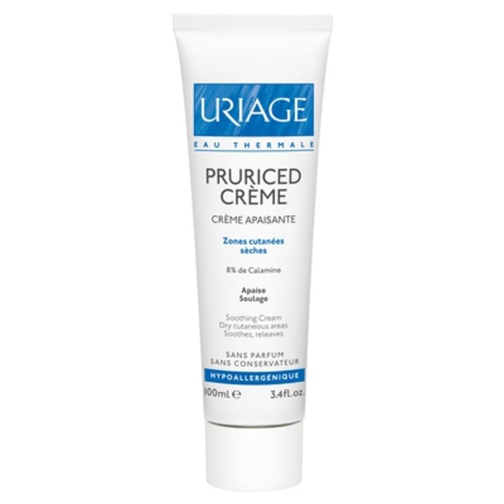Uriage pruriced crème 100ml - uriage -92555