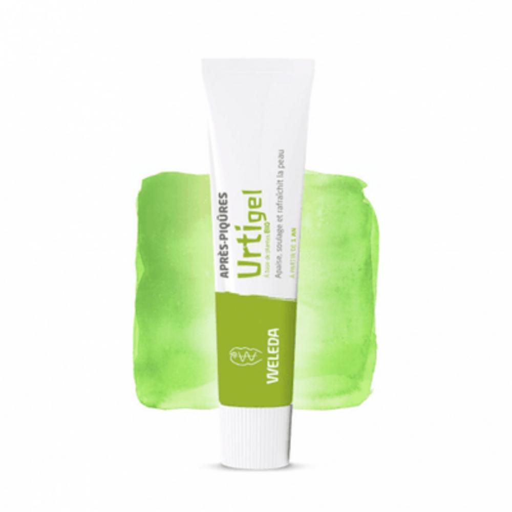Urtigel - 30.0 ml - produits conseils - weleda Apaise, soulage et rafraîchit la peau-16433