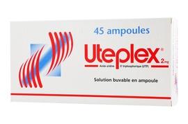 Uteplex 2mg - 45 ampoules - 2.0 ml - laboratoire biodim -192237