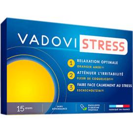 Vadovi stress 15 gélules - vadovi -225397