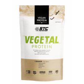 Vegetal protein vanille 750g - stc nutrition -203506