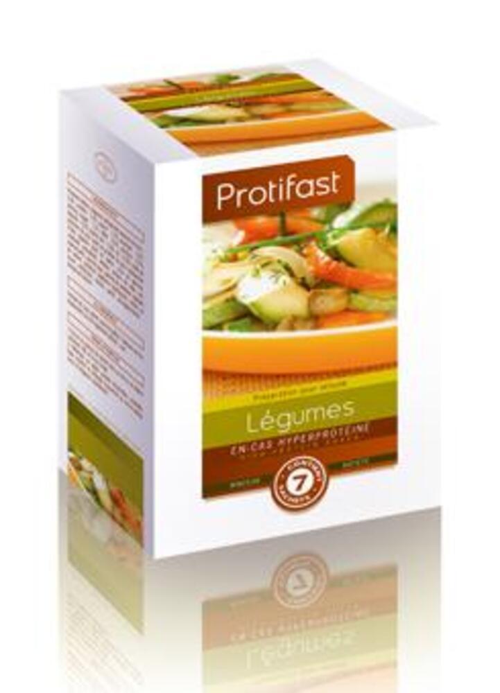 Veloute de legumes x7 - protifast Velouté légumes hyperprotéiné - Soupe minceur-148437