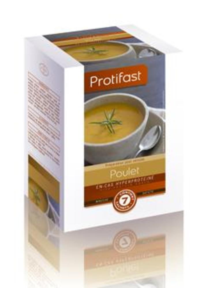 Veloute poulet x7 Protifast-148436