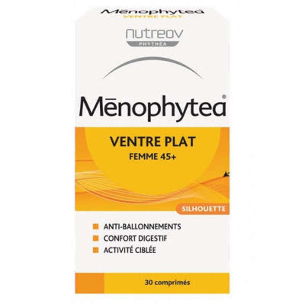 Ventre plat - 30 comprimés - 30.0 unites - menophytea -117810