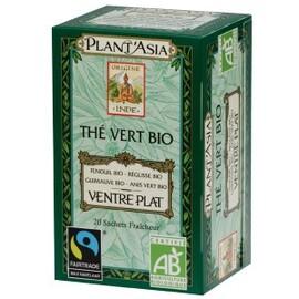 Ventre plat max havelaar - 20.0 unites - thés bio - plant'asia -16218