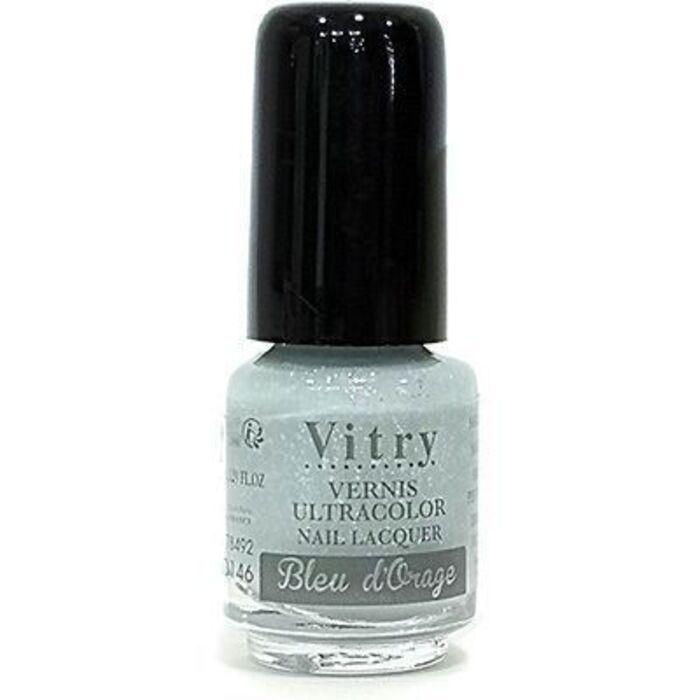Vernis à ongles bleu d'orage Vitry-226508