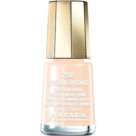 Vernis à ongles cream orchid 258 - 5.0 ml - mavala -147267