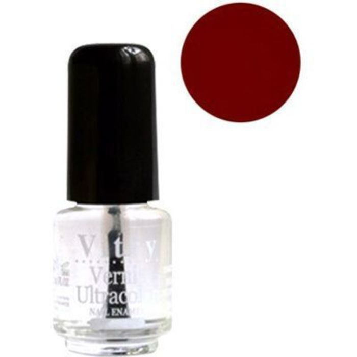 Vernis à ongles grenat Vitry-226525