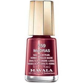 Vernis à ongles madras 259 - 5.0 ml - mavala -147268