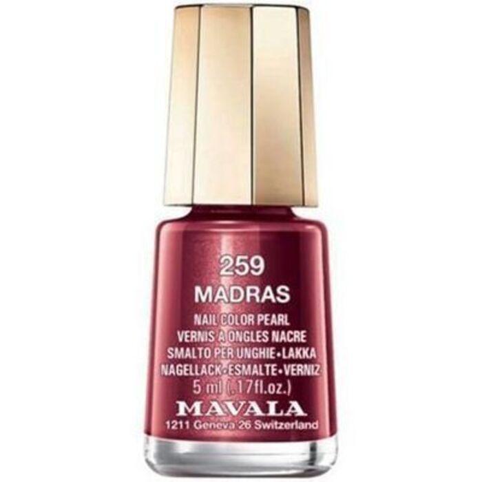 Vernis à ongles madras 259 Mavala-147268