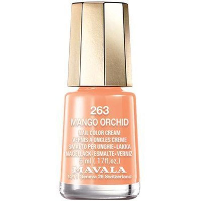 Vernis à ongles mango orchid 263 Mavala-213871