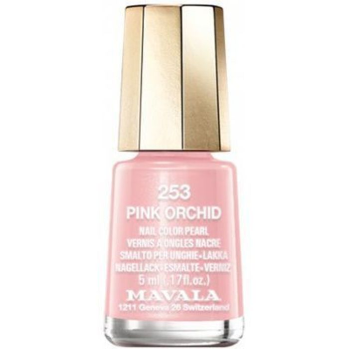 Vernis à ongles pink orchid 253 Mavala-213873