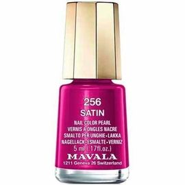 Vernis à ongles satin 256 - 5.0 ml - mavala -147265