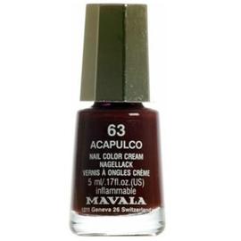 Vernis acapulco 63 - 5.0 ml - mavala -147070