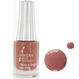 Vernis brun ros 302 - 4.8 ml - les ongles d'innoxa haute tolérance - innoxa -3697