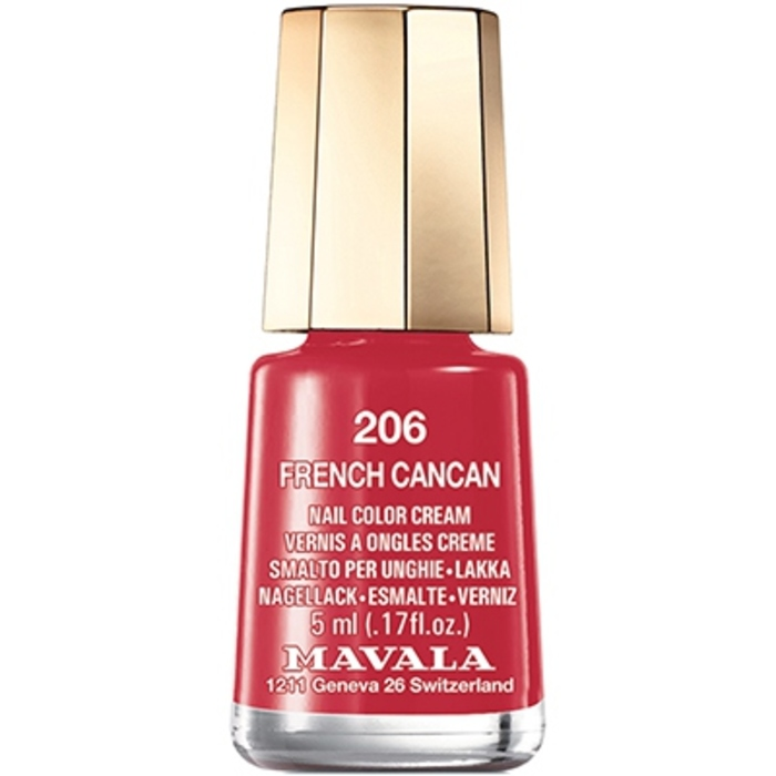 Vernis french cancan 206 Mavala-147213