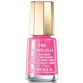 Vernis honolulu 190 - 5.0 ml - mavala -147202