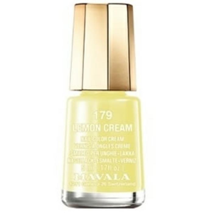 Vernis lemon cream 179 Mavala-147179