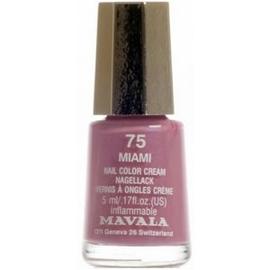 Vernis miami 75 - 5.0 ml - mavala -147076