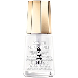 Vernis minute quick finish - 5.0 ml - mavala -147027
