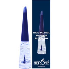 Vernis reflet bleuté blanchissant d'ongles naturel 10ml - herome -216586