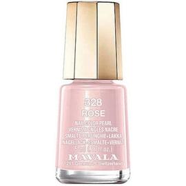 Vernis rose 328 - 5.0 ml - mavala -147304