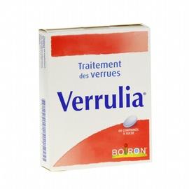 Verrulia - 60 comprimés - boiron -192841