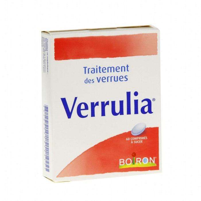 Verrulia - 60 comprimés Boiron-192841